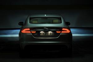 Foto Exteriores-(14) Jaguar Xf Sedan 2011