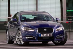 Foto Exteriores-(2) Jaguar Xf Sedan 2011