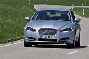 Foto Exteriores-(78) Jaguar Xf Sedan 2011