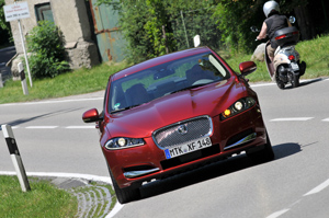 Foto Exteriores-(79) Jaguar Xf Sedan 2011
