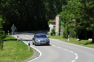 Foto Exteriores-(82) Jaguar Xf Sedan 2011
