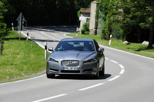 Foto Exteriores-(83) Jaguar Xf Sedan 2011