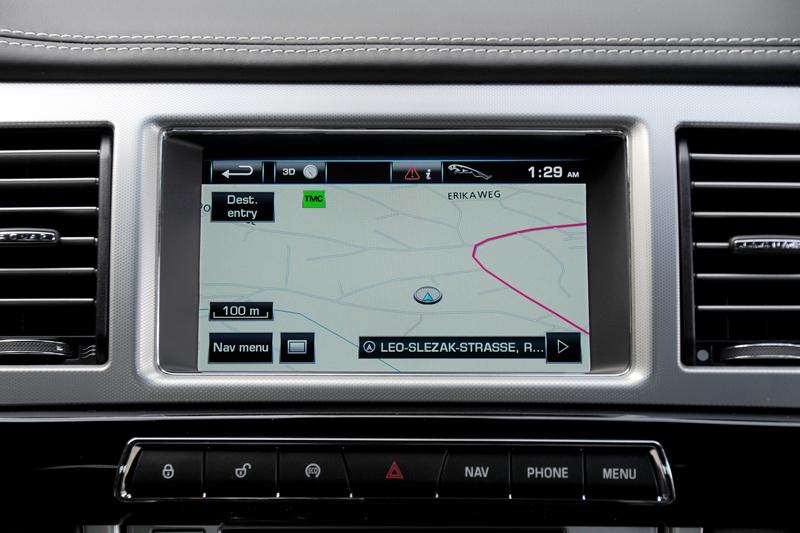 Foto Detalles Jaguar Xf Sedan 2011