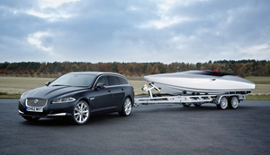 Jaguar XF AWD y XJ AWD en el Salón del Automóvil de París 2012