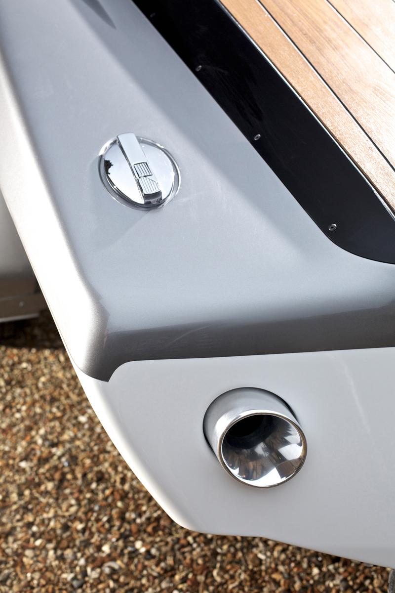 Foto Detalles Jaguar Xf Sportbrake Speedboat Familiar 2012