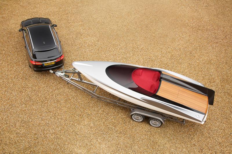 Foto Exteriores Jaguar Xf Sportbrake Speedboat Familiar 2012