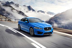 Foto Exteriores (1) Jaguar Xfr-s Berlina 2012