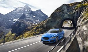 Foto Exteriores (18) Jaguar Xfr-s Berlina 2012