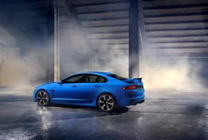 Foto Exteriores (23) Jaguar Xfr-s Berlina 2012