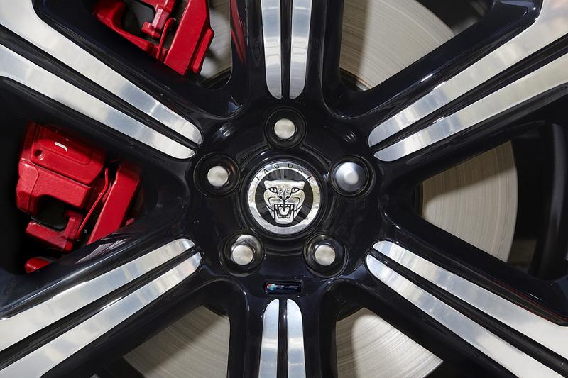 Foto Detalles Jaguar Xfr S Berlina 2012
