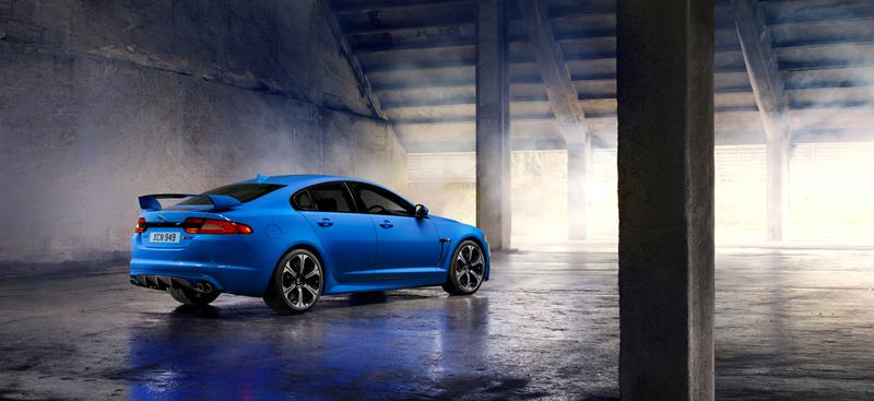 Foto Exteriores (11) Jaguar Xfr-s Berlina 2012