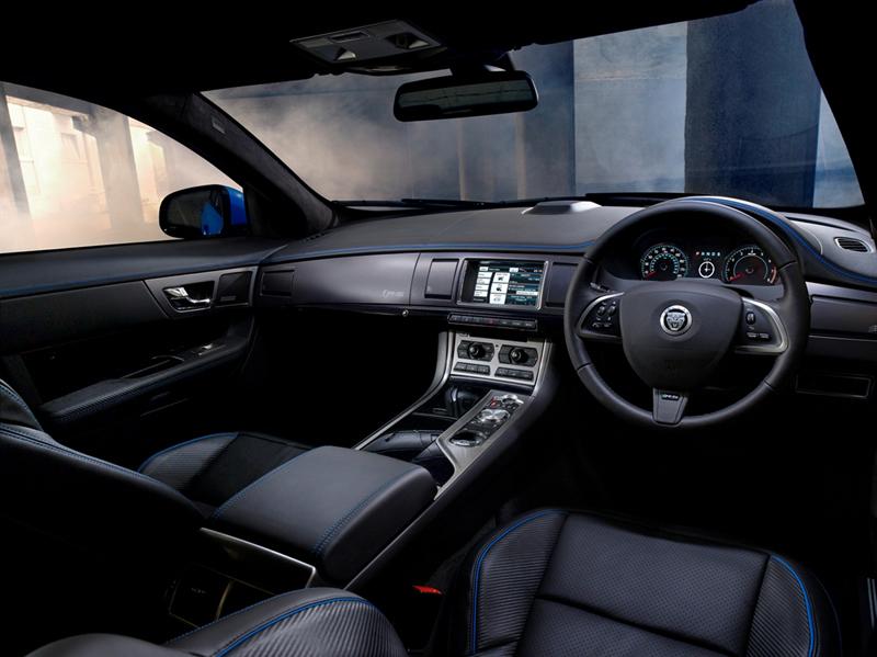 Jaguar XFR-S en España 2013