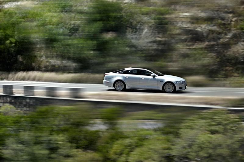 Foto Exteriores Jaguar Xj Berlina 2012