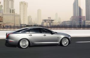 Foto Exteriores Jaguar Xj Sedan 2009
