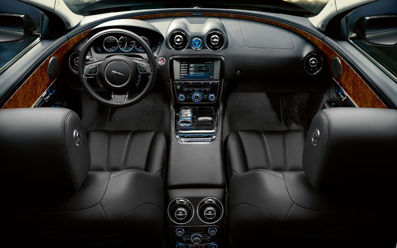 Foto Salpicadero Jaguar Xj Sedan 2009