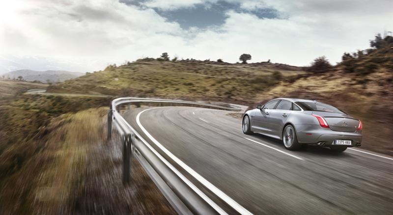 Foto Exteriores (10) Jaguar Xjr Berlina 2013