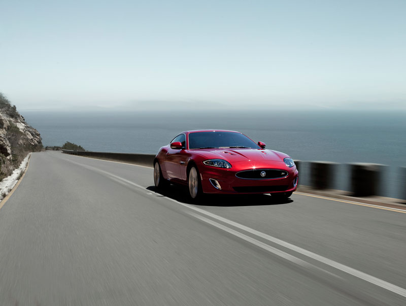 Foto Exteriores Jaguar Xk Cupe 2012