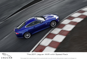 Foto Exteriores (2) Jaguar Xkr speed pack Cupe 2010