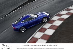 Jaguar XKR (Salón de Ginebra 2010)