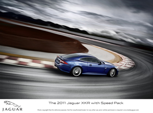 Foto Trasero Jaguar Xkr speed pack Cupe 2010