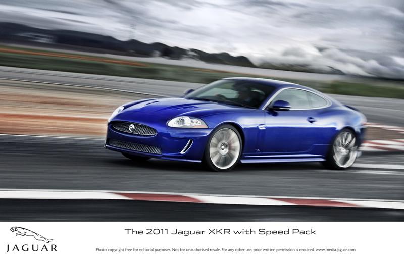 Foto Delantero Jaguar Xkr speed pack Cupe 2010