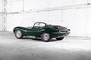 Foto Exteriores (2) Jaguar Xkss-1957 Descapotable 2016