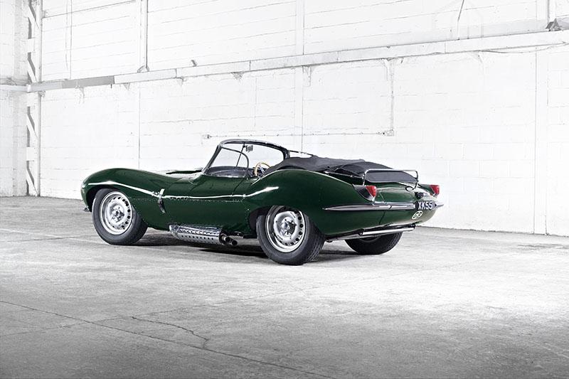 Jaguar XKSS 1957