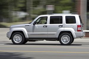 Jeep afronta el 2009