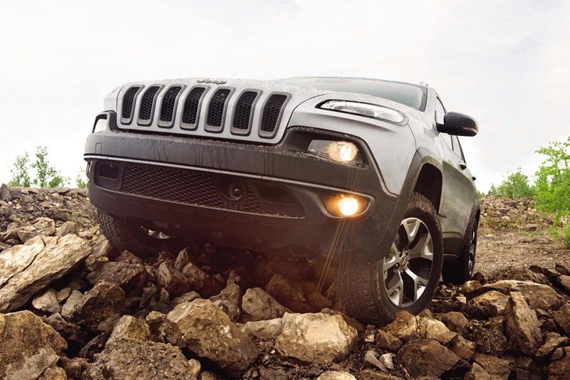 Foto Exteriores Jeep Cherokee Suv Todocamino 2013