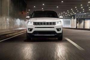 Foto Exteriores 2 Jeep Compass Suv Todocamino 2017