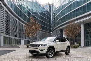 Foto Exteriores 3 Jeep Compass Suv Todocamino 2017