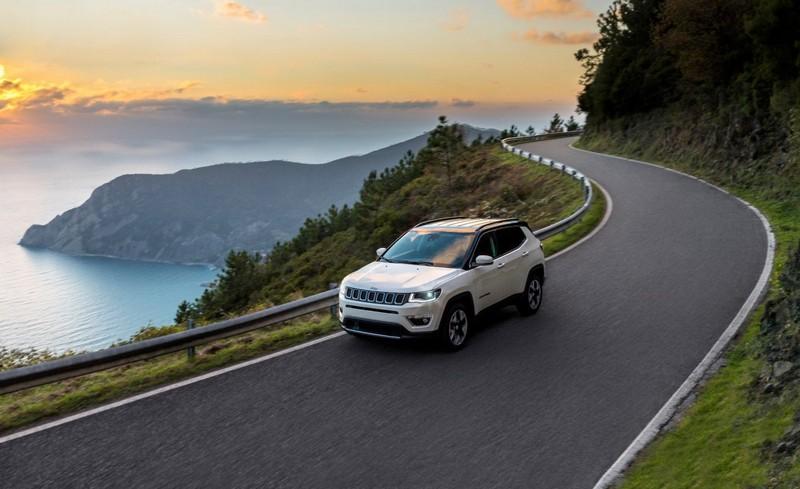 Foto Exteriores Jeep Compass Suv Todocamino 2017
