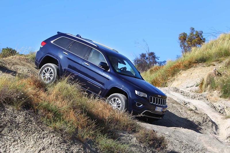 Foto Exteriores Jeep Grand Cherokee Suv Todocamino 2013