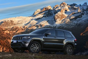 Foto Exteriores 3 Jeep Grand-cherokee Suv Todocamino 2017