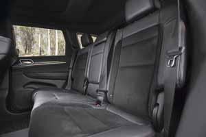 Foto Interiores 3 Jeep Grand-cherokee Suv Todocamino 2017