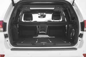 Foto Interiores 4 Jeep Grand-cherokee Suv Todocamino 2017