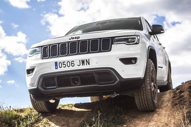 Jeep Grand Cherokee 2017, prueba express