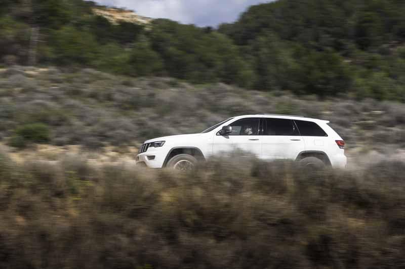 Foto Exteriores Jeep Grand Cherokee Suv Todocamino 2017