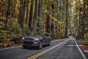 Foto jeep grand-cherokee 2021