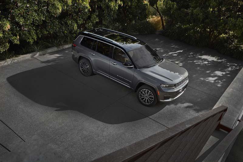 Foto Exteriores Jeep Grand Cherokee Suv Todocamino 2021