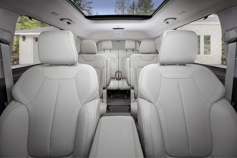 Foto Interiores Jeep Grand Cherokee Suv Todocamino 2021