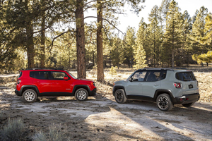 Foto jeep renegade 2014