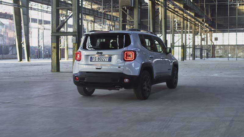 Foto Exteriores Jeep Renegade 4xe Suv Todocamino 2020
