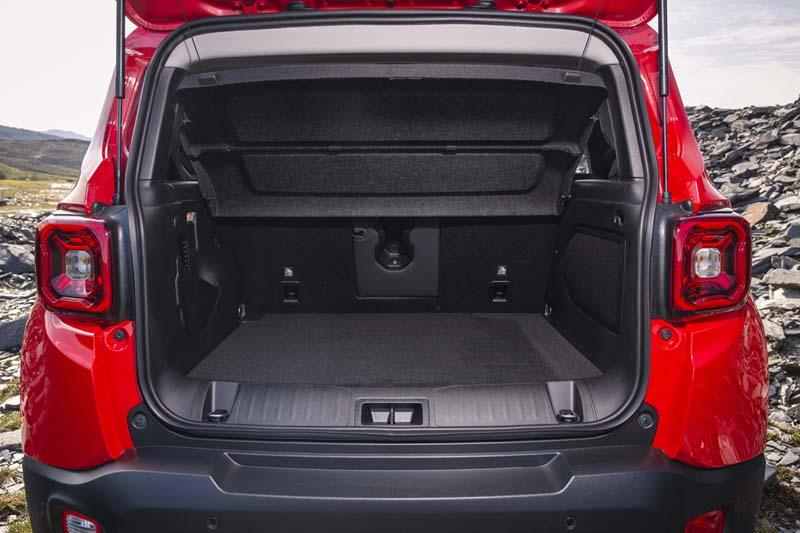 Foto Interiores Jeep Renegade 4xe Suv Todocamino 2020