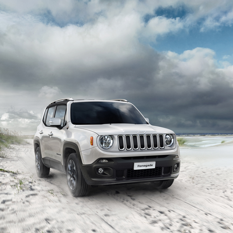 Jeep Renegade Opening Edition 2014