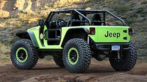 Foto Exteriores (2) Jeep Trailcat-concept Concept 2016