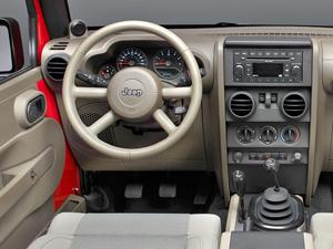 Foto Salpicadero Jeep Wrangler Suv Todocamino 2006