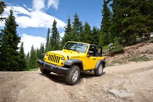 Foto jeep wrangler 2010