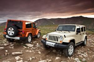 Foto Exteriores-(6) Jeep Wrangler Suv Todocamino 2010