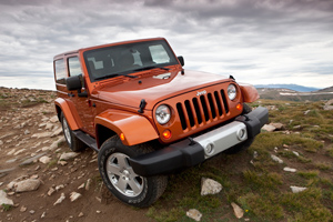 Foto Exteriores-(7) Jeep Wrangler Suv Todocamino 2010